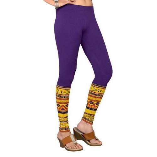 132ec022ab Multicolor Straight Fit Ladies Printed Legging, Size: Free Size, Rs ...
