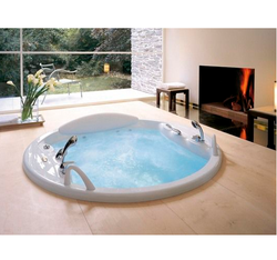 Round Jacuzzi Pool for Hotels