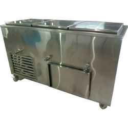 Milk Chiller With Agitator
