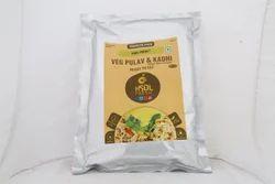 HSDL Fresh Veg. Pulav- Kadhi 500g (Pack of 2)