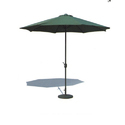 Multicolor Designer Furniture Center Pole Umbrella