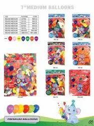 7 GB Sports Jinni Latex Medium Round Party Balloon