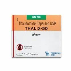 Thalix 50 Mg Capsule