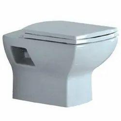 LYS-WHT-0115 370 X 360 X 520mm Wall Hung Toilets