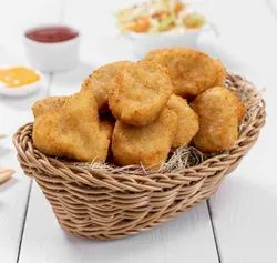 Monsa Foods Basic Indian Chicken Nuggets, Packaging Size: 500 Gms, Packaging Type: Carton