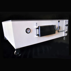 Industrial 1 Hp Electric Oven, Size: Medium