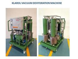 Vacuum Dehydration Machine