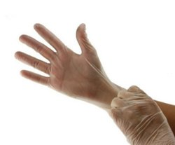 Vinyl Gloves Examination
