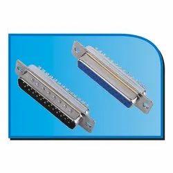 D-Sub Solder 100 Connector