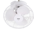 Ideal For Ceiling 50 W Usha Mist Air Icy Roto Cab Fan, 1260 Rpm