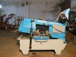 Band Saw Machine For Metal Cutting