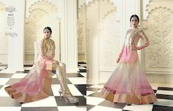 Karma Sell Designer Anarkali Suit