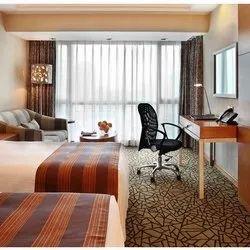 Pihue Creation Woolen Handmade Bedroom Carpet, For Floor, Size: 9x12 Feet