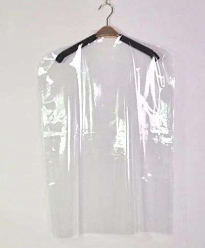 Hdpe Printed Dry Cleaning Bags For