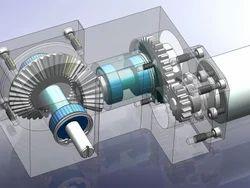 Mechanical Design Service, Mechanical Engineering Service, Mechanical Product Designing