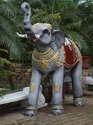 Beautiful Royal Big Elephant Statue