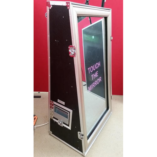 Ice 16 7m Magic Mirror Photo Booth For Sale Rs 300000 Piece Id