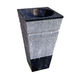 Marble Free Standing Wash Basin