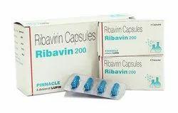 Ribavin 200mg capsules