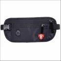 Hi Trend Nylon Zippered Secure Waist/bum Bag Travel/holiday Money Polyester Waterproof Waist Pouch