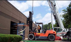 Industrial Shifting Services