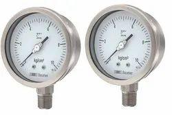 Baumer Make Pressure Gauges