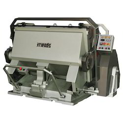 Friends Cast Iron Heavy Duty Platen Punching Machine, Friends 26