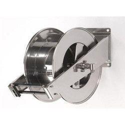 8000 Series Dual Stand Stainless Steel Hose Reel