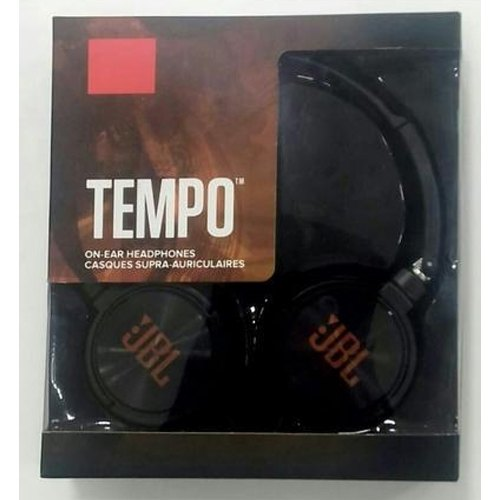 Tempo Headphone With Mic & Box Packing HE-303