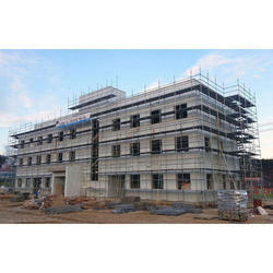 Concrete Frame Structures Commercial Projects Factory Construction Service