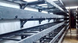 Cable Tray Installation Service, in Mumbai, For Industrial