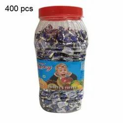 400 Pieces Sweets And Toffee