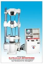 High Performance Servo Controlled Universal Testing Machine