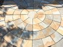 Two Tone Sandstone Tiles For Outdoor Flooring