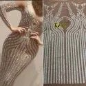 Party Wear Embroidered Evening Gown