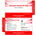 Verapamil Injection BP 5 mg