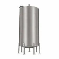 Stainless Steel Storage Vessel