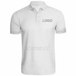 250 GSM Premium Cotton Corporate Collar T Shirt
