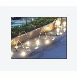 Indosquare Jumping FOAMING Fountain, For Decoration