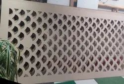 mdf jali cutting
