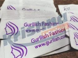 Custom Woven Labels For Clothing