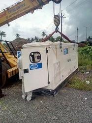 Caterpillar Silent or Soundproof 125 kVA Diesel Generator
