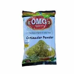 OMG Spices Coriander Powder, Packaging Type: Packet, Packaging Size: 200g