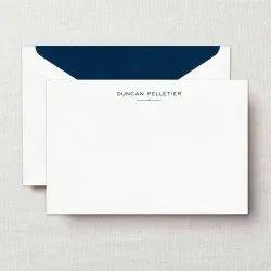 White Color Paper Envelope