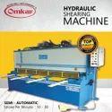 Omkar Make Hydraulic Shearing Machine (OHSM-325)