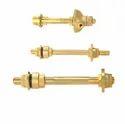 Transformer Brass Parts
