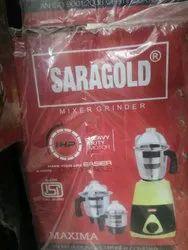 Saragold Mixer Grinder