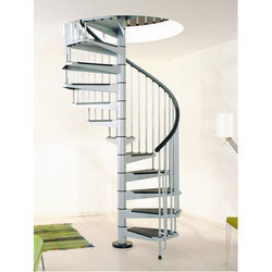 Modular SS Staircase Railing