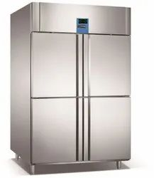 Reach In Chiller / Freezer Ss Body Euronova, 4 Door / 2 Door