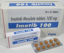 Imatinib Mesylate 100 mg Tablet
